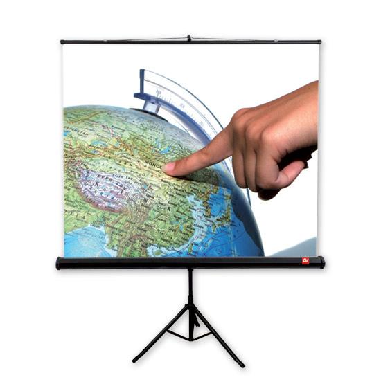 Avtek Tripod Standard 150 Ekran projekcyjny przenośny 1:1